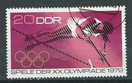 DDR 1972  Mi 1755  Olympische Sommerspiele München Gestempelt