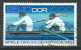 DDR 1972  Mi 1756  Olympische Sommerspiele München Gestempelt