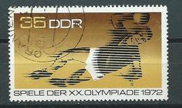 DDR 1972  Mi 1757  Olympische Sommerspiele München Gestempelt