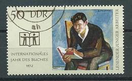 DDR 1972  Mi 1781  Internationales Jahr Des Buches  Gestempelt