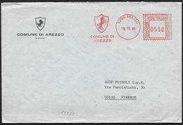 Italia/Italy/Italie: Ema, Meter, Cavallo, Horse, Cheval, Stemma Di Città, City Coat Of Arms, Armoiries De Ville