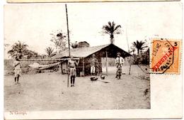 CP De Congo Portugais_N'Gunji - Congo Portugais