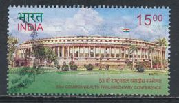 °°° INDIA - COMMONWEALTH PARLIAMENTARY CONFERENCE - 2007 °°°