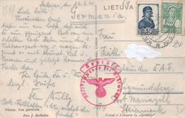 UDSSR  -Stempel   Beleg..... (k3388  ) Siehe Foto
