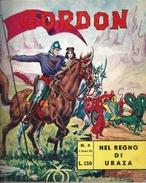 GORDON 1964 ) Numero 04 - 12 Settembre  1964 Originale - Eerste Uitgaves