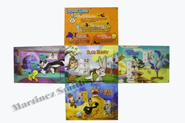 Singapour - Singapore 2007 Looney Tunes Bugs Bunny Limited Edition MyStamp Collection Folder  - MNH