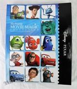 Singapour - Singapore 2007 Disney Pixar Nemo, Toy Story MyStamp Movie Magic Collection Folder - MNH