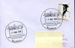 18543 Spain, Special Postmark 2016 Mataro,  The First Railway Barcelona Mataro - Trains