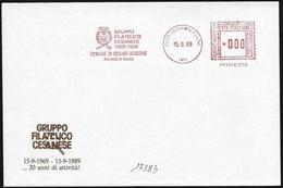 Italia/Italy/Italie: Ema, Meter, Prova, Proof, Epreuve, Stemma Di Città, City Coat Of Arms, Armoiries De Ville