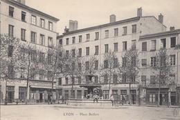 Lyon 69 - Immeubles Fontaine Place Belfort - Lyon 4