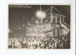SOERABIA (SURABAYA INDONESIE) PHOTO MARCHE DE NUIT (STAND PARIS JAVA) 1931 BELLE ANIMATION - Luoghi