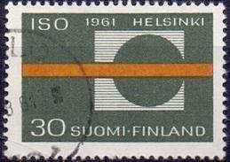 Finland 1961 Congres GB-USED