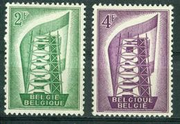 BM Belgien 1956 | MiNr 1043-1044 | MNH | Europa Cept - Bélgica