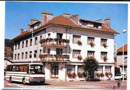 Cpsm: 88 GERARDMER (ar. Saint Die) Hôtel Romeo 57 Boulevard Kelsch (Autocar) - Gerardmer