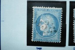 Ceres N°60   Varieté  Suarnet 101 (106G1)  Trait Devant Le Nez - 1871-1875 Cérès