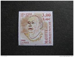 Mayotte: TB N°89, Neuf XX .