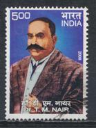°°° INDIA - Dr. T.M. NAIR - 2008 °°°