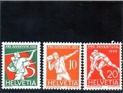B - Svizzera 1932 - Sport