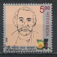 °°° INDIA - Dr. MAHENDRA LAL SIRCAR - 2009 °°°