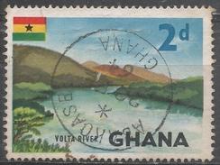 Ghana 1959. Scott #51 (U) Volta River * - Ghana (1957-...)