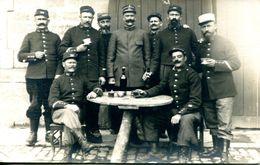 N°38422 -carte Photo -soldats Du 37è - Guerre 1914-18