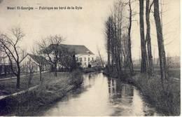 Weert St-Georges Sint-Joris-Weert Fabrique Au Bord De La Dyle - Oud-Heverlee