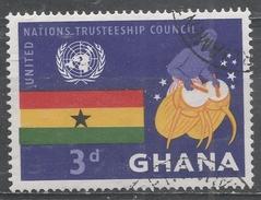 Ghana 1959. Scott #67 (U) Talking Drums * - Ghana (1957-...)