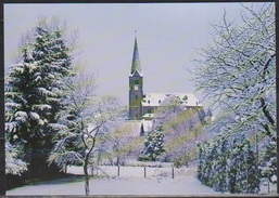 Winterbach /Saar Im Winter Kirche Ungebraucht ( D 4555 ) - Kreis Sankt Wendel
