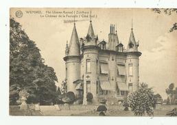 Wemmel  *  Het Ijzeren Kasteel (Zuidkant) - Chateau De La Ferraille (Côté Sud) - Wemmel