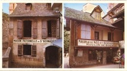 Francia - Fotografia LOURDES, LE MOULIN DE BOLY - LA MAISON PATERNELLE - PERFETTA N34 - Riproduzioni