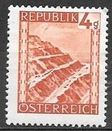 1946 4g Eisenerz Mine, Mint Hinged