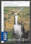 Australie - Chutes Jim Jim  - Oblitéré