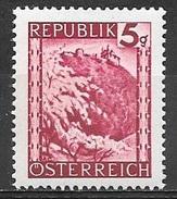 1945 5g Leopoldsberg, Mint Hinged