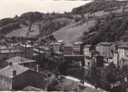 B14 - 63 - Olliergues - Puy-de-Dôme - Vallée De La Dore - Cure D'air Et Repos - Les Hôtels Du Pont - Carte Photo - N 588 - Olliergues