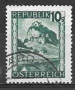 1945 10g Hochosterwitz, Used