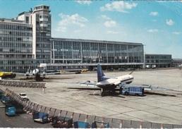 BRUXELLES - AEROPORT BRUXELLES VG   AUTENTICA 100% - Aeroporto Bruxelles