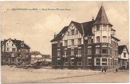 Duinbergen-sur-Mer NA29: Hôtel-Pension Wouters-Goor 1932 - Heist