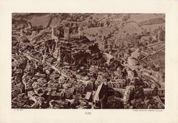 ARIEGE, FOIX,  Planche Densité = 200g, Format 20 X 29 Cm, (C.A.F.) - Géographie