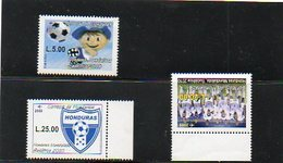 2009 HONDURAS - Football