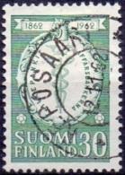 Finland 1962 Banken GB-USED