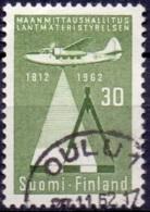 Finland 1962 Landkartering GB-USED
