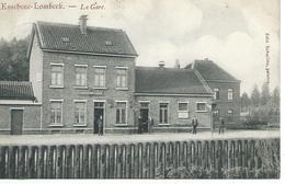 Ternat - Esschene - Lombeek : La Gare - Ternat
