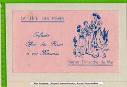 BUVARD :Fetes Des Meres - Kids