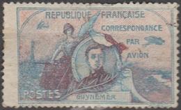 Aerien Précurseur Dallay  Vignette Guynemer  1920   ( 31) - Luftfahrt