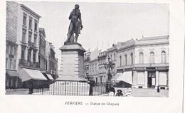 VERVIERS. - Statue De Chapuis - Verviers