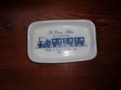 """Cendrier Publicitaire """" Le Train Bleu """" Buffet De La Gare De Lyon à Paris . 14 X 9. Voir 3 Scans. - Non Classés"""