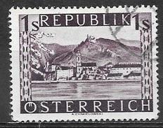 1947 1sh Durnstein, Used