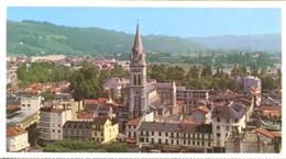 Francia - Fotografia LOURDES, L'EGLISE PAROISSIALE - PERFETTA N34 - Riproduzioni