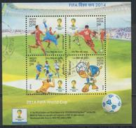 °°° INDIA - WORLD FIFA CUP - 2014 °°°