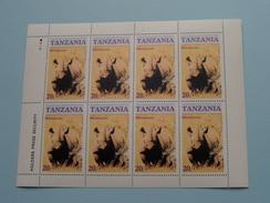 RHINOCEROS ( Zie/voir Foto´s Voor/pour Détails ) !! - Tanzanie (1964-...)
